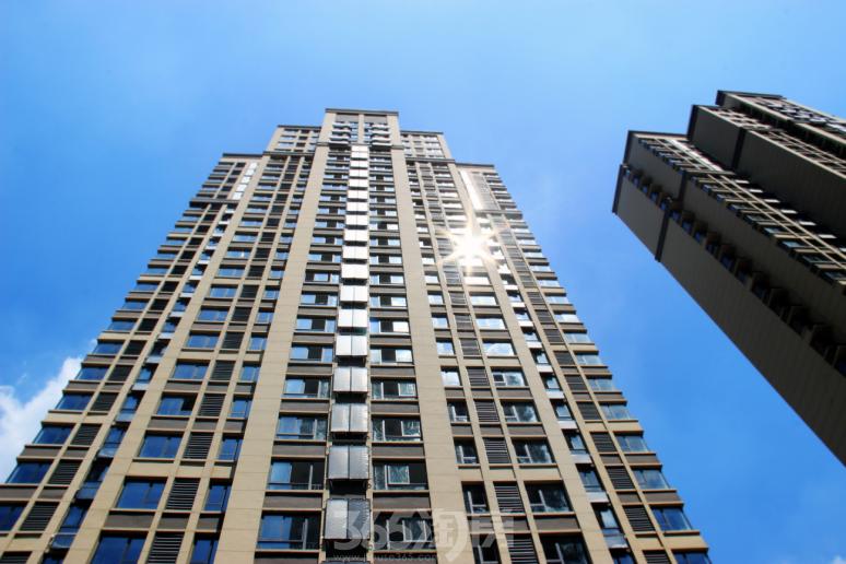 现代大气的欧式简约风格楼体立面