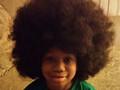 8岁美国男孩蓄发两年 只为给癌症儿童做假发【组图】