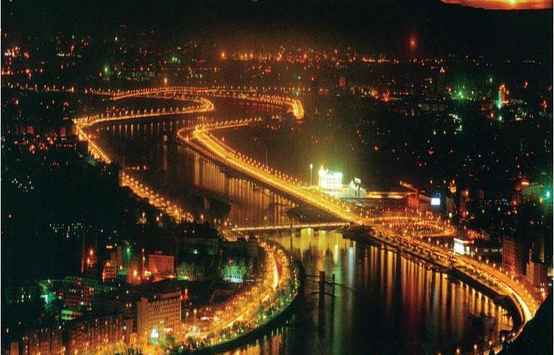 俯瞰全城最美的风景 盘点黄河风情线上