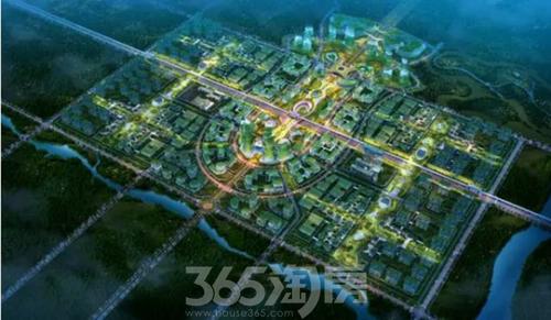 """杭州房地产信息 正文  """"我们在梦想小镇旁边的efc(欧美金融城)将打造"""