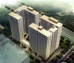 青朗园:杨柳青现房 均价11000元/平米