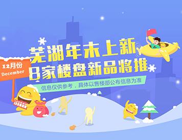 芜湖8家楼盘超千套房源将上市