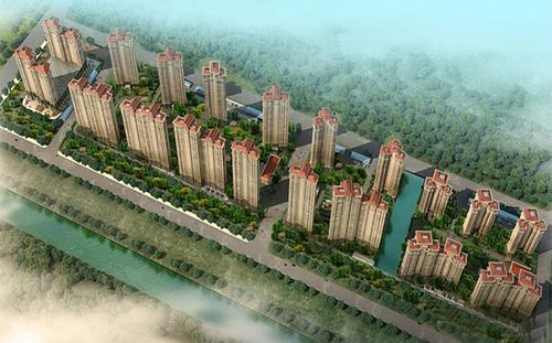 武清城际旁 荔城首府预计12月二期开盘