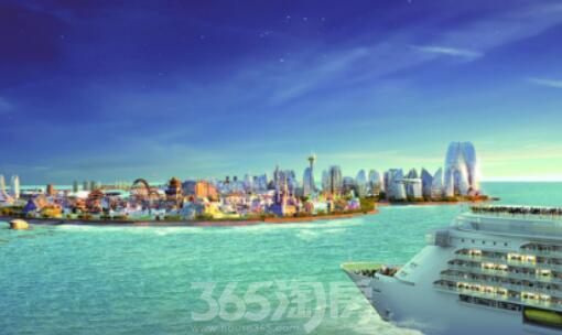 中国海南海花岛:邂逅碧海蓝天