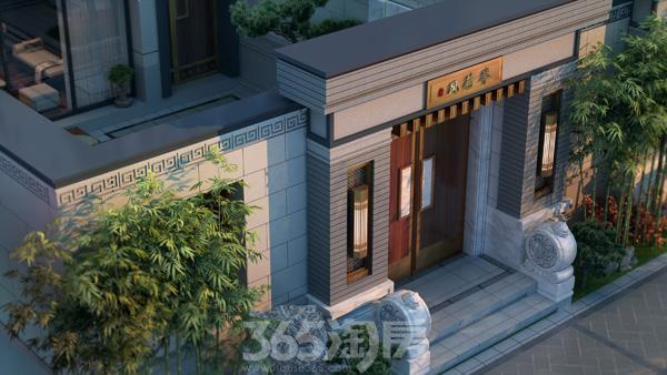 珠联璧合,留园旁落新中式别墅