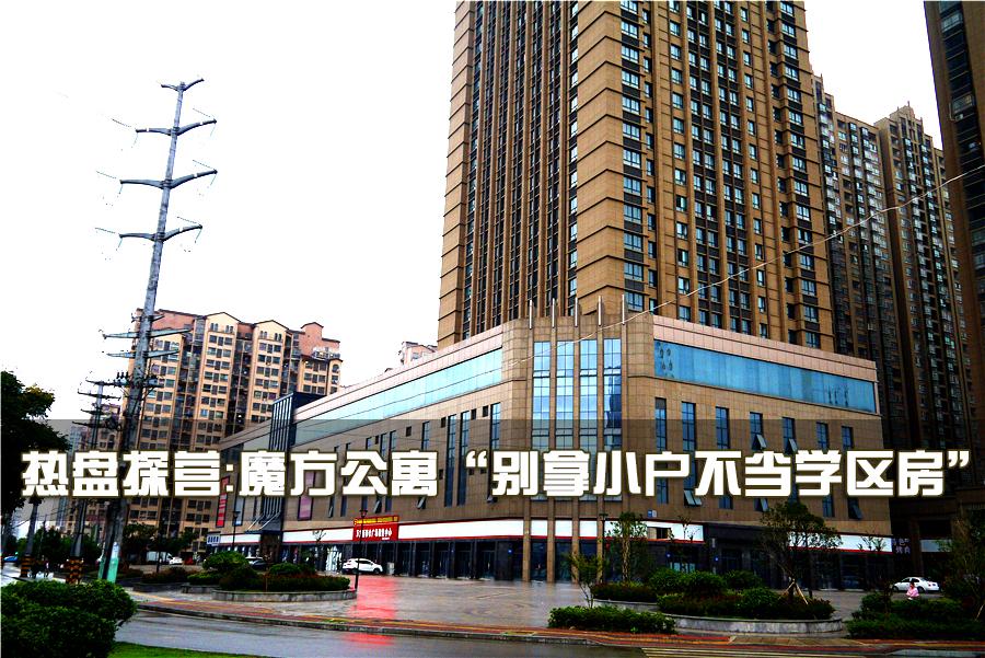 """热盘探营:魔方公寓晋升楼市""""网红""""不为人知的优势"""