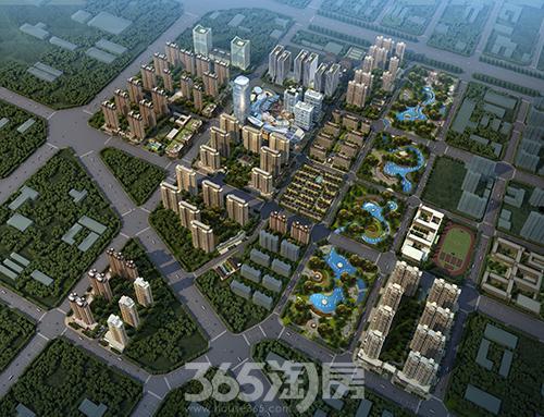 东南智汇城效果图