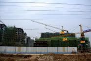 图集|12号楼将推 新华联梦想城1月工程进度播报