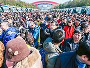 南京3000人出动看房!