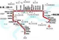 杭州6条地铁线2017年开工建设 2020年亚运会前建成通车