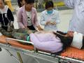 16岁少女上学途中遭陌生男袭击 左眼失明