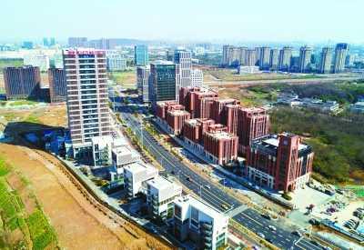 江北打造集成电路产业集聚群