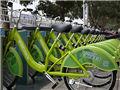 南七将增66处公共自行车租赁点