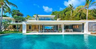 绝世而独美Samujana群 苏梅岛高端私人别墅区