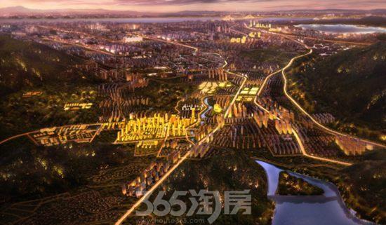 青山科技城效果图