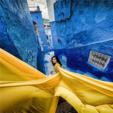 国际婚纱摄影大赛作品展示最美婚纱照