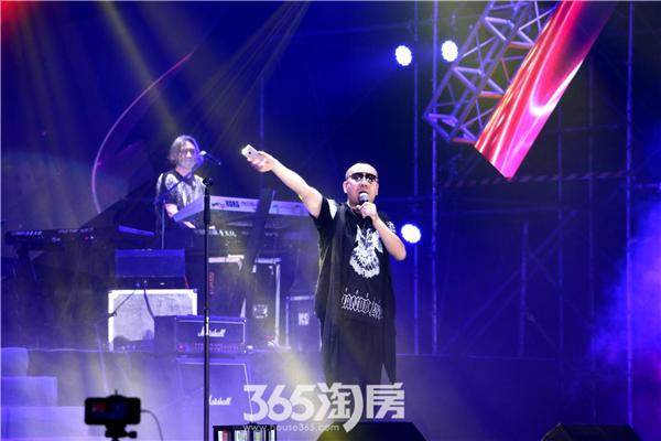 江城沸腾!中丞翰林公馆群星摇滚之夜嗨爆全城!