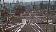 中波褐石公园工程进度播报 2#25层验收结束