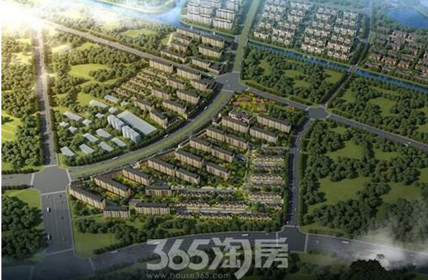 亿利华彩城:武清上北新区宜居之地