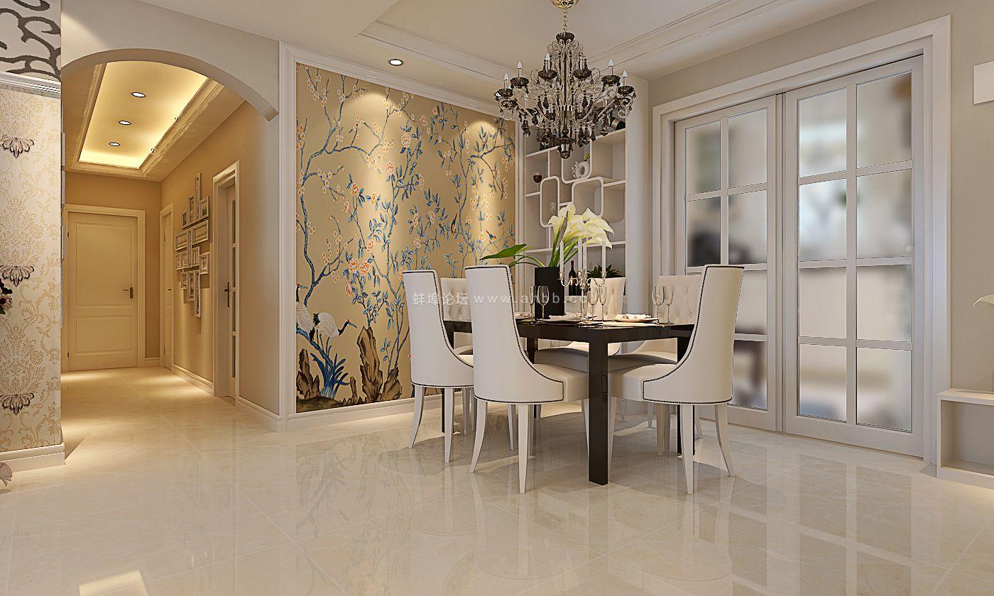 艺术---简欧式客厅