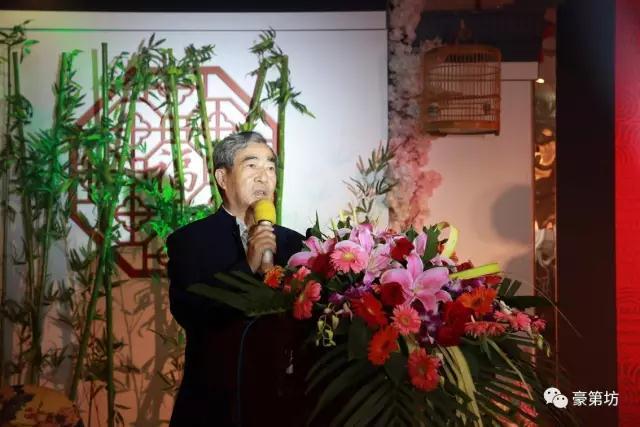 扬州庭院文化研究会徐会长讲解庭院文化