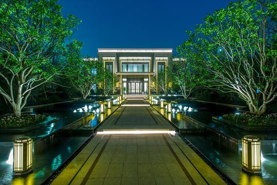 北京凯晨世贸中心,上海国际航运服务中心,北京金茂府小学,青岛金茂湾