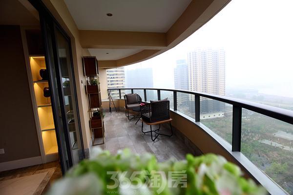 伟星长江之歌大阳台