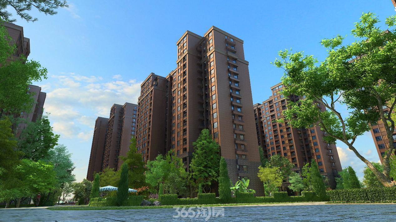 中国铁建・燕山国际城 365淘房 资讯中心
