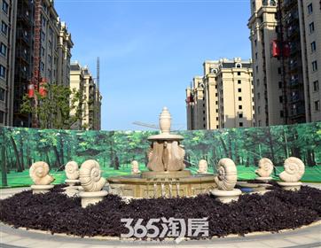 法式大宅田园生活 新华联梦想城5月实景
