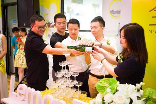 柠檬树装饰集团南京分公司--南京美好生活研究所盛大开业
