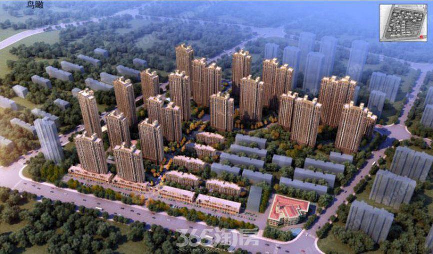 中南公园物语:悠享健康生活 尊贵奢适的花园住宅