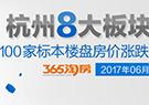 杭州100个住房真实价格曝光 4成多的楼盘房价在降价?!