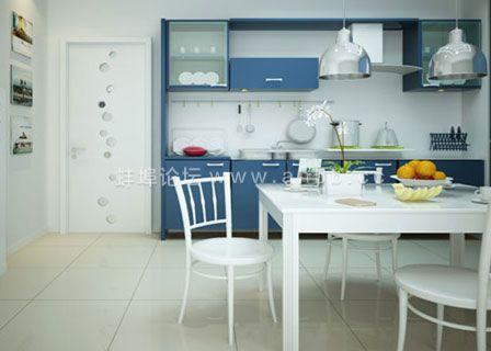 五大厨房的门型及材料挑选技巧