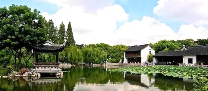 南京10大别墅名园火了!