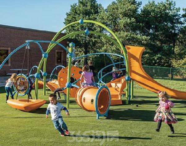 0-12岁分龄段儿童乐园