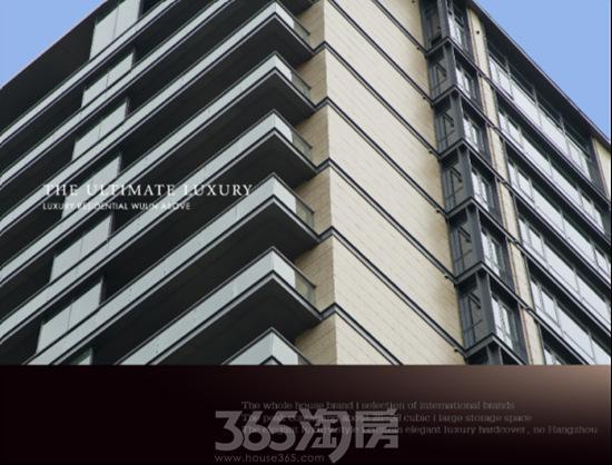 天阳武林邸外立面实景图(资料图片)