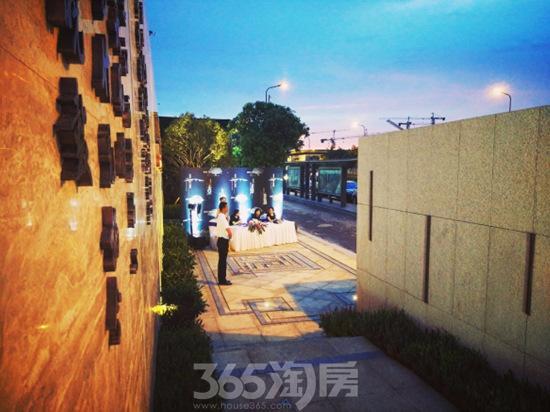 西房拱宸外滩活动现场图(资料图片)