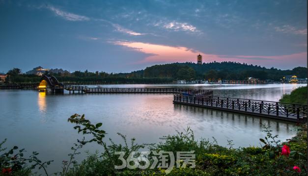 张公山公园实景图,图片来源于网络 365淘房 资讯中心