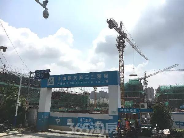 实探江北三大高端新盘!