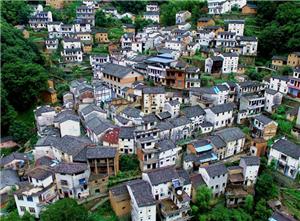 徽州最后的原生态古村落
