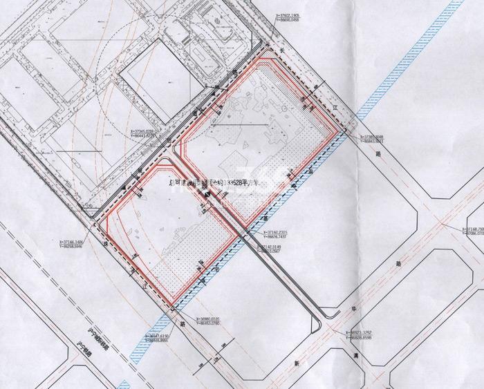 正大·万物城东地块规划图