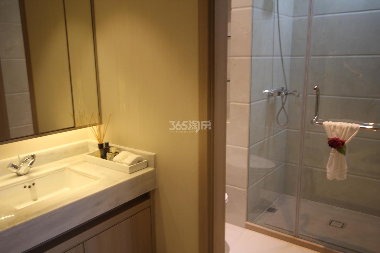 阳光郡项目130方样板房--卫浴间