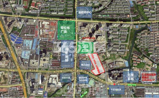 中洲崇安府交通图