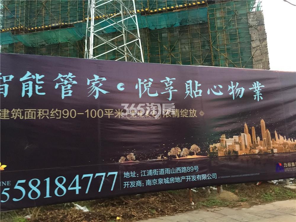 北江锦城鸟瞰图