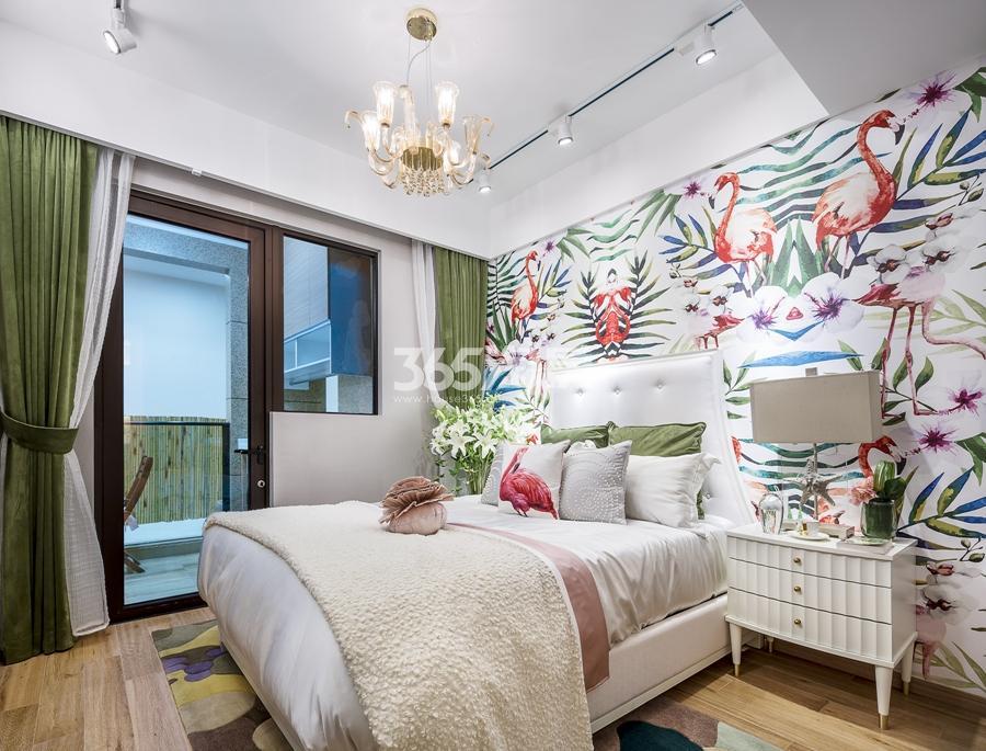 新城香悦公馆A1户型89方样板房——次卧