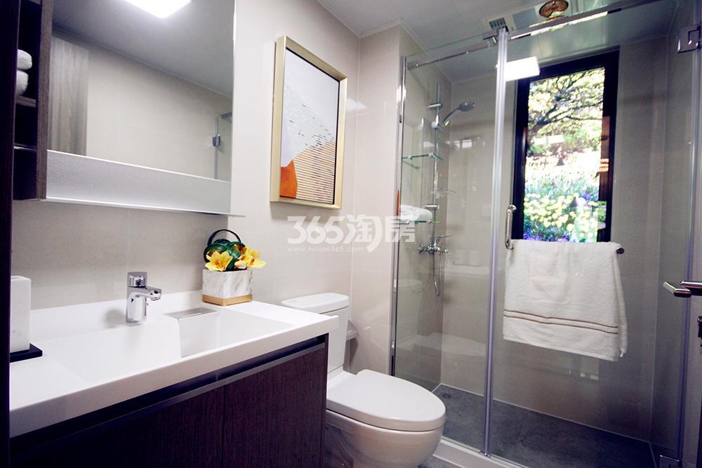 雅居乐国际花园二期89方样板房——卫浴