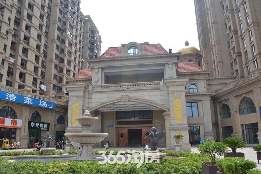 金浩仁和天地建筑实景(2017.6摄)
