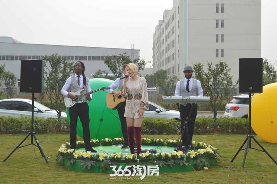 保利柏林之春售楼部活动表演(2017.7)