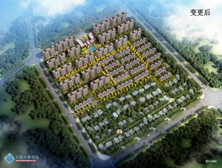 绿城雅园二期开发建设规划调整