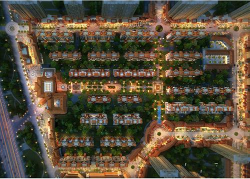 龙湖锦艺城业主社区